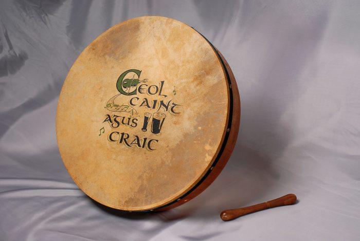 Traditional Irish Drum
