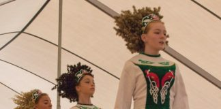 Irish Traditional Dancers