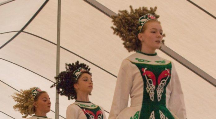 Irish Traditional Dancers